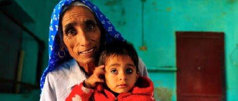 A mãe mais velha do mundo