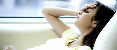 Dores de cabeça e menstruação