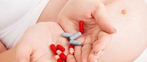 Consumo de fármacos durante a gravidez