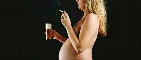 O tabaco e a gravidez